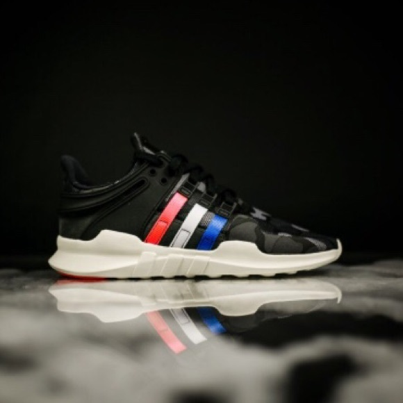 uk availability 07e05 a9410 Red white blue adidas eqt